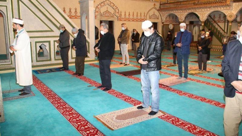 Konya'da Nasreddin Hoca'nın torunları sabah namazında buluştu