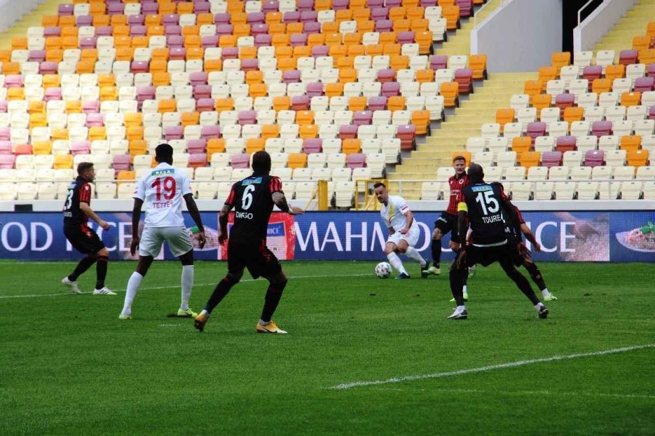 Süper Lig: Yeni Malatyaspor: 2 - Gençlerbirliği: 1 (Maç sonucu) - Haber  Takvimi