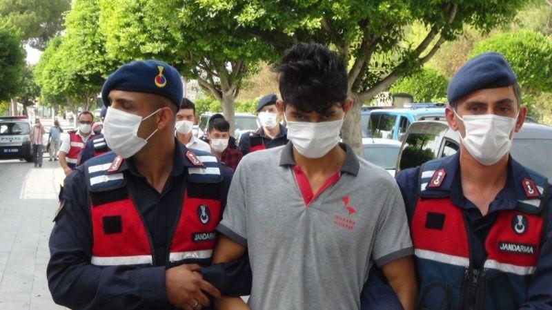 Antalya'da Afgan işçinin katil zanlısı arkadaşı tutuklandı