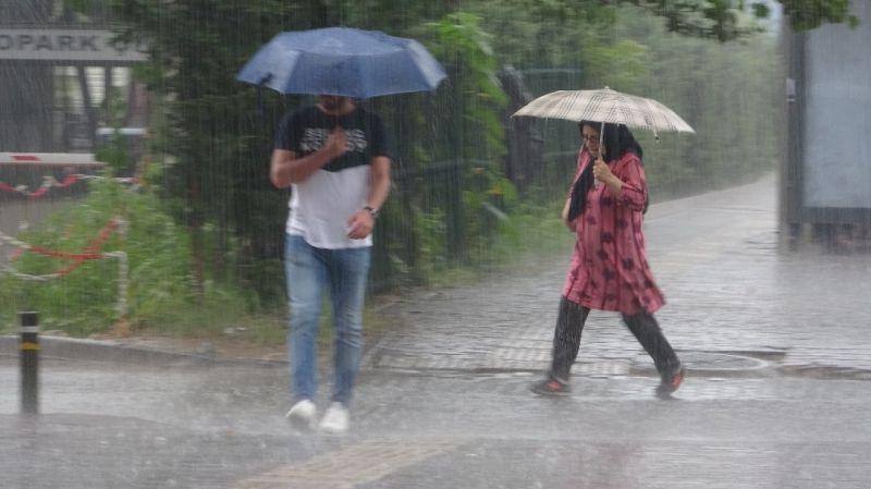 Doğu Anadolu'da sağanak yağış ve rüzgar bekleniyor | Hava Durumu