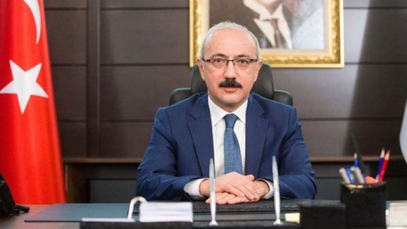 Yeni Hazine ve Maliye Bakanı Lütfi Elvan'dan ilk açıklama