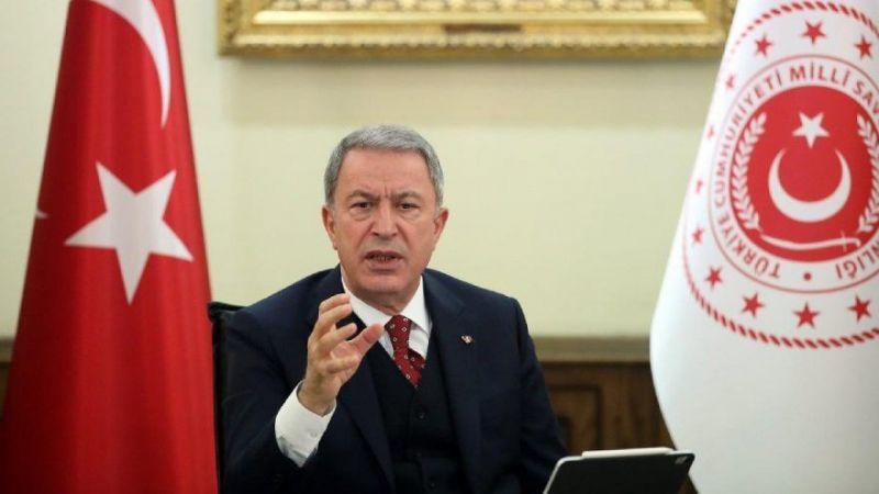 """Milli Savunma Bakanı Akar'dan """"tahliye"""" açıklaması   Son Dakika"""