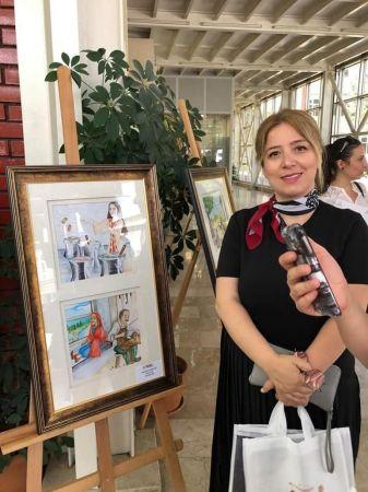 Kadına yönelik şiddet konulu yarışmada Türkiye ikincisi oldu | Son Dakika Haber