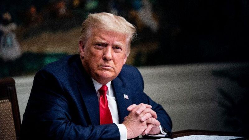 Trump, Beyaz Saray'dan ayrılma sinyallerini verdi   Son Dakika Haber