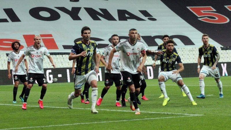 Fenerbahçe ve Beşiktaş, 352. randevuda | Spor Haber