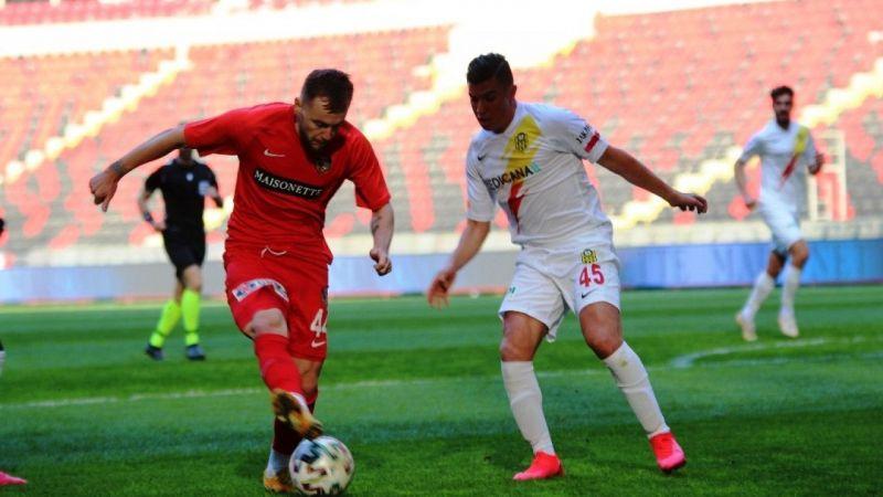 Süper Lig: Gaziantep FK: 2 - Yeni Malatyaspor: 2 | Son Dakika Haber