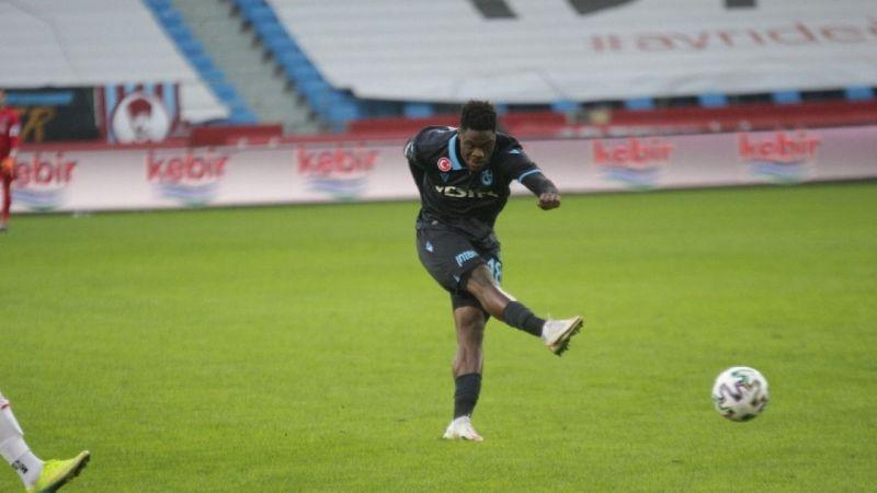 Süper Lig: Trabzonspor: 1 - Göztepe: 0 (Maç sonucu) | Spor Haber
