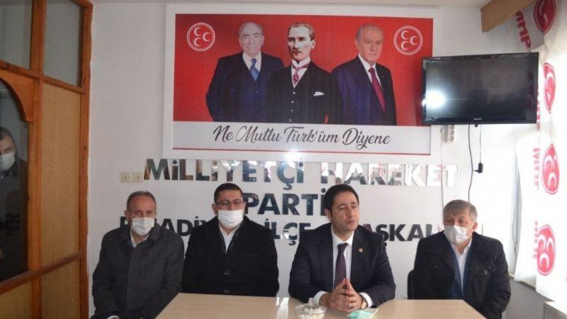 Son dakika... MHP, HDP'nin kapatılması için Yargıtay'ın hareket geçmesini bekliyor