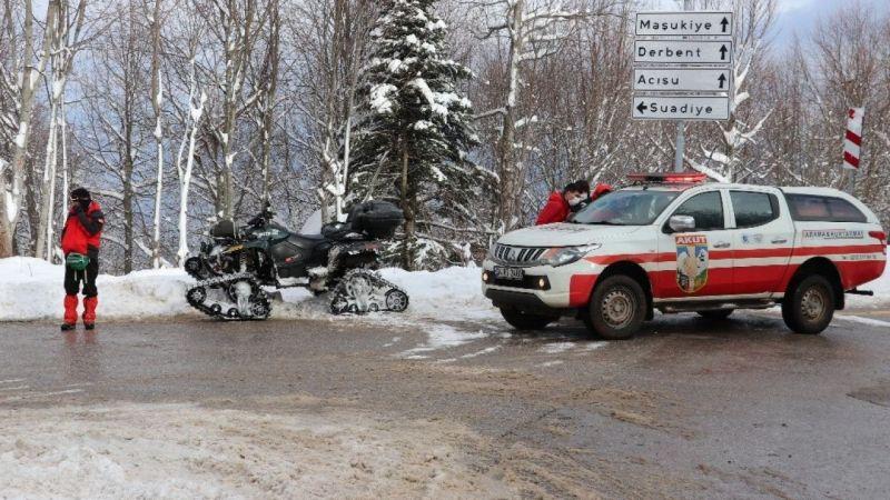 Kayıp doktor 100'den fazla arama kurtarma ekibi ile aranmaya devam ediliyor