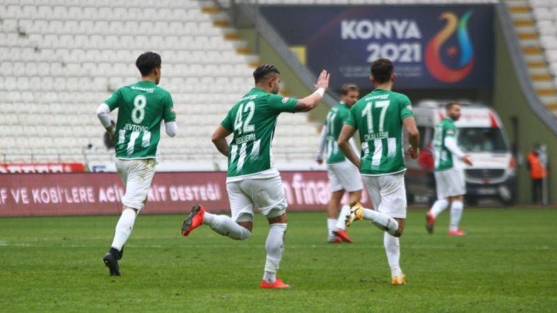 Süper Lig: Konyaspor: 2 - Göztepe: 3 (Maç sonucu) | Son Dakika Haber