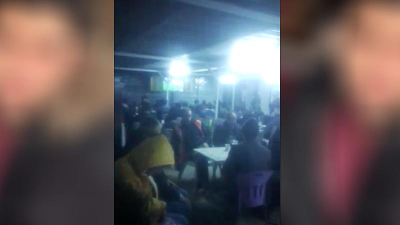 CHP'li Ali Öztunç'dan şoke eden skandal görüntüler