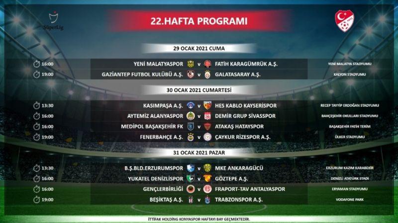 Fenerbahçe-Galatasaray derbisi 6 Şubat'ta oyananacak