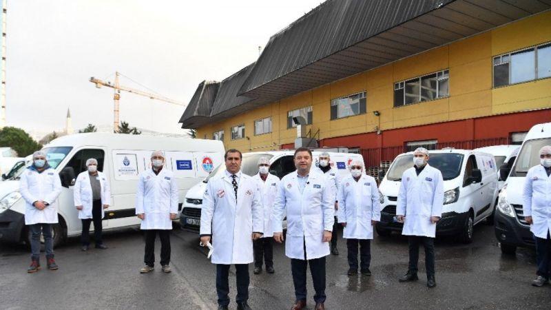 Maltepe Belediyesi İstanbul Büyükşehir Belediyesi iştiraklerinde 18 mahallede ücretsiz ekmek dağıtacak
