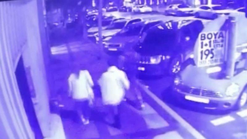 Beşiktaş'ta kağıt toplayıcı dehşeti yaşandı