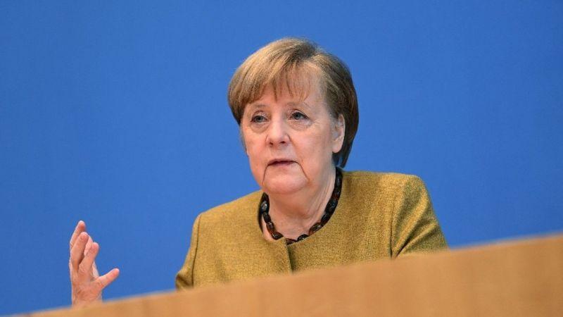 Almanya Başbakanı Angela Merkel, Joe Biden ile görüştü