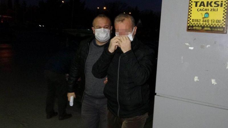 Samsun'da gözaltına alınan hakim serbest bırakıldı |Son Dakika Haber