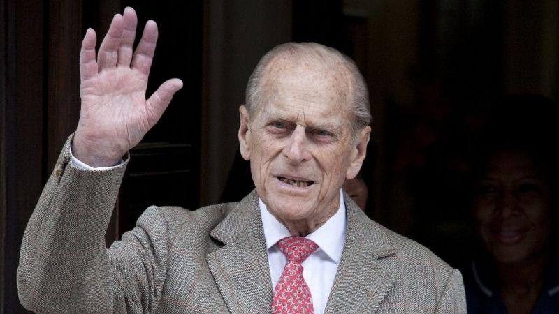 İngiltere Kraliçesi 2. Elizabeth'in eşi Prens Philip hastaneye kaldırıldı  Son Dakika