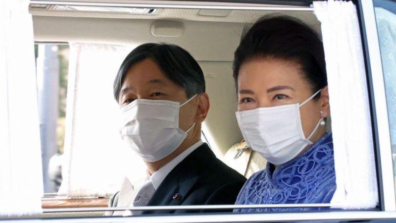Japonya İmparatoru Naruhito 61 yaşına girdi  Son Dakika Haber