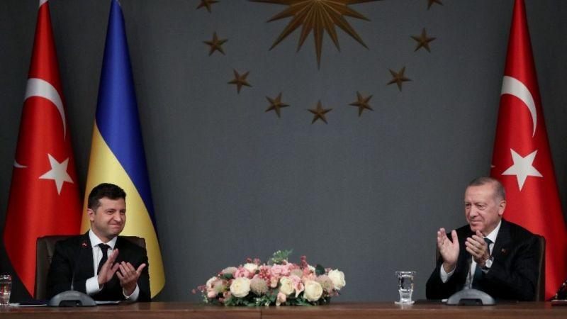 Ukrayna Devlet Başkanı Zelenskiy Cumhurbaşkanı Erdoğan'ın doğum gününü kutladı  Son Dakika Haber