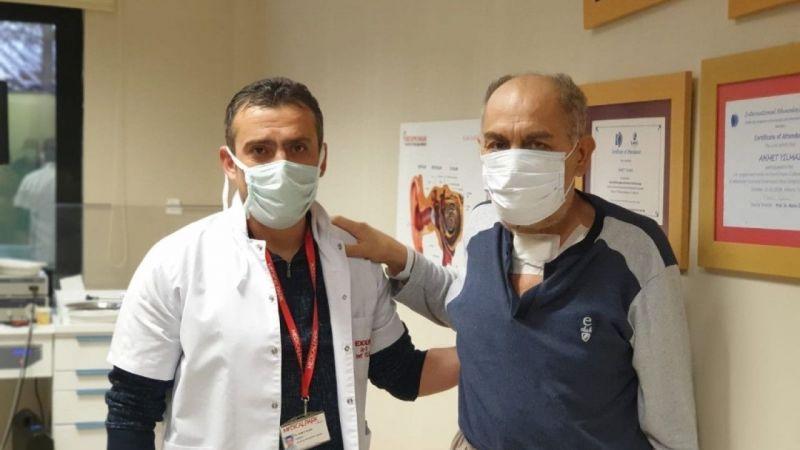 Dişindeki apse az kalsın öldürüyordu | Son Dakika Haber