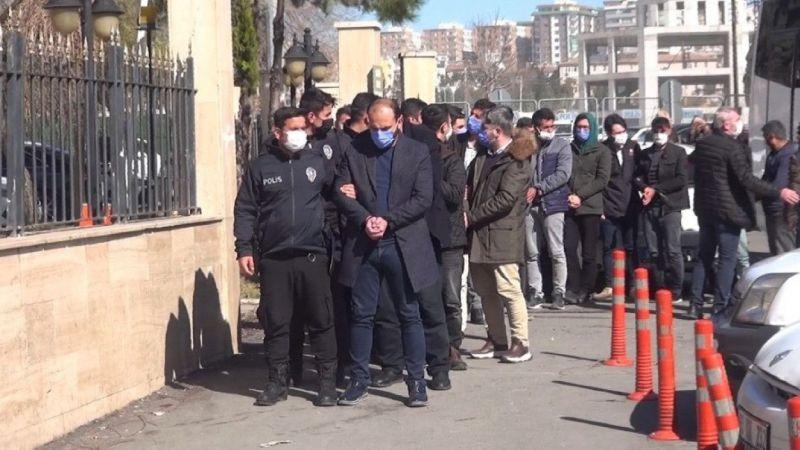 FETÖ operasyonunda gözaltına alınan 35 şüpheli adliyede |Son Dakika Haber
