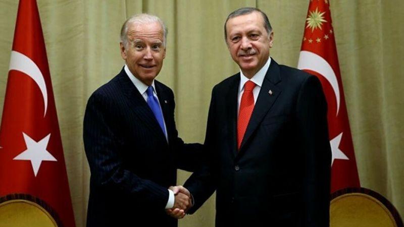 Cumhurbaşkanı Erdoğan'dan ABD'ye ziyaret  Son Dakika