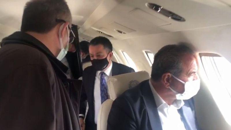 Bakan Pakdemirli'nin arızalanan uçağı Malatya'ya acil iniş yaptı | Son Dakika Haber