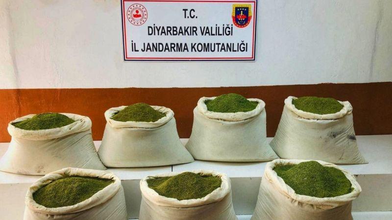 """Bakan Soylu duyurdu: """"Lice'de 221 kilogram esrar ele geçirildi""""   Son Dakika"""