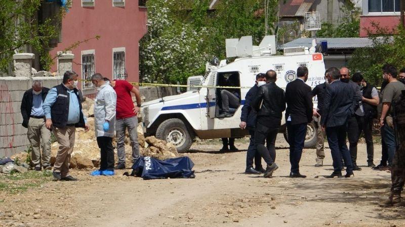 Van'da şüpheli ölüm: Sokakta yakılmış ceset bulundu | Son Dakika