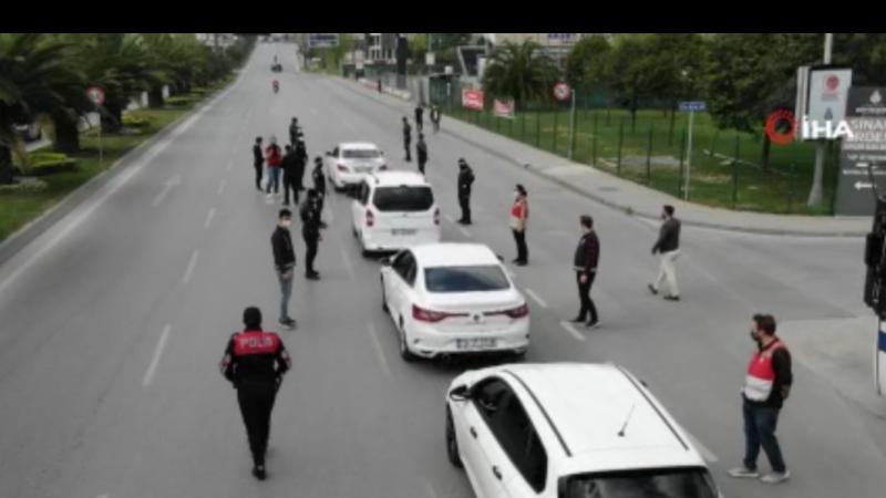 İstanbul'da denetimler sıklaştırıldı, çevik kuvvet de sahaya indi |Son Dakika