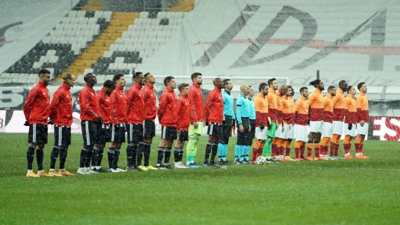Galatasaray ile Beşiktaş 349. randevuda   Son Dakika