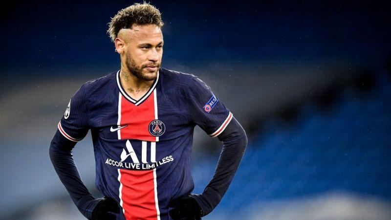 Neymar, PSG ile sözleşmesini uzattı  Son Dakika