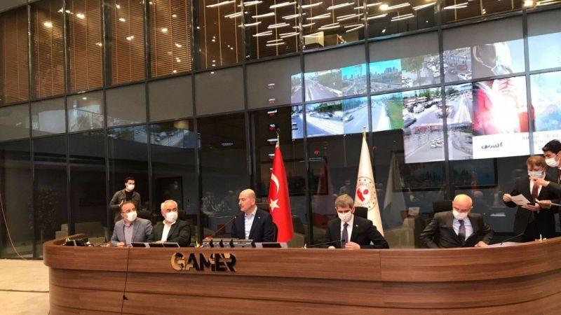 Bakan Soylu: '17 Mayıs'tan sonra ne olacağını Bilim Kurulu ve kabinemizin verdiği karar sonucu vatandaşlarımızla paylaşacağız'