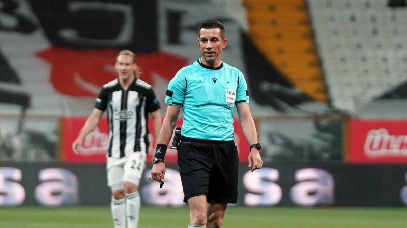 Türkiye Kupası Finali'ni Ali Palabıyık yönetecek |Son Dakika