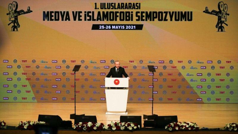 Cumhurbaşkanı Erdoğan'dan Batı'ya İslamofobi tepkisi | Son Dakika