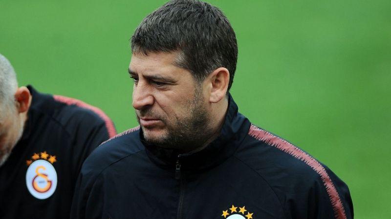 Ümit Davala, Galatasaray'dan ayrıldı |Son Dakika