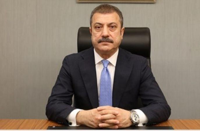 Merkez Bankası Başkanı Şahap Kavcıoğlu'dan faiz değerlendirmesi   Son Dakika