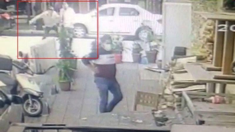 Avcılar'da aynı masadan kalktığı şahsı böyle bıçakladı |Son Dakika