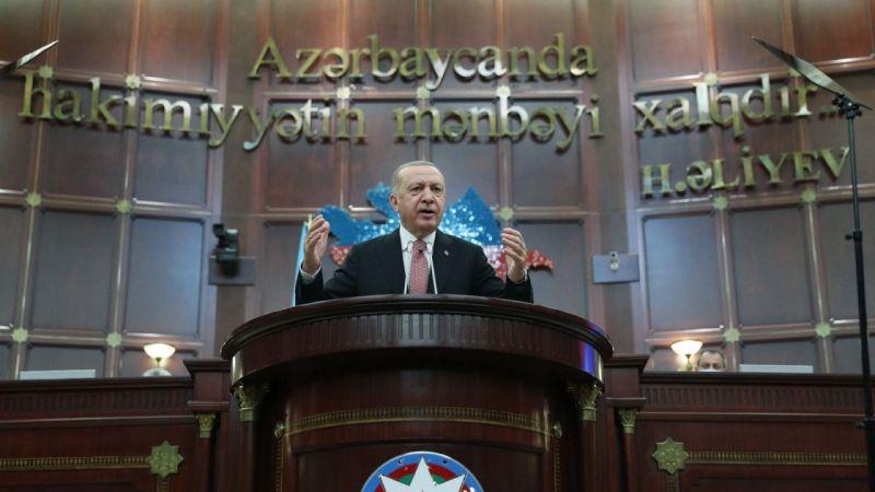 Cumhurbaşkanı Erdoğan: 'Gelin 6 ülke bir platform oluşturalım' |Son Dakika