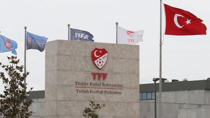 TFF'den Erhan Çelenk'e tebrik  Spor Haber