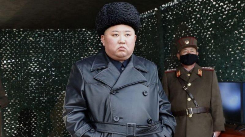 """Kuzey Kore lideri Kim'den ABD mesajı: """"Diyaloğa da yüzleşmeye de hazırlanmalıyız"""" dedi"""