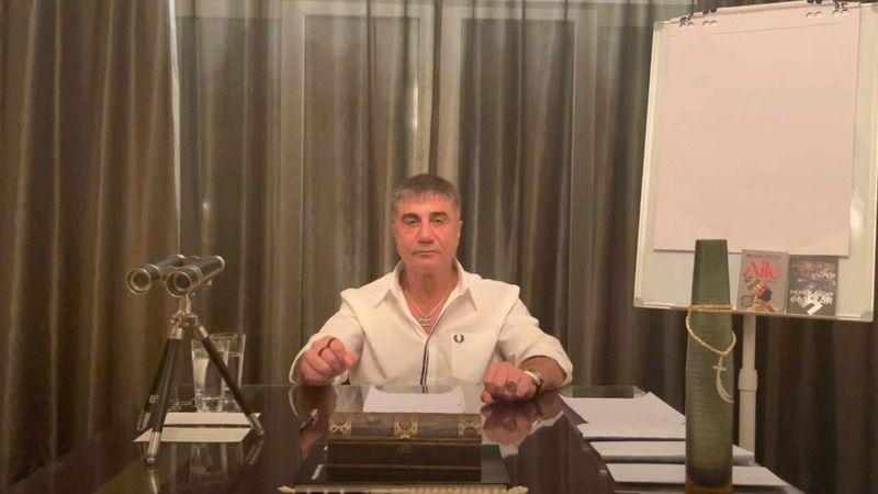 Sedat Peker'den yeni iddialar: Soylu'nun oğlunun arkadaşı 20 küsür kilo kokainle yakalandı serbest bırakıldı
