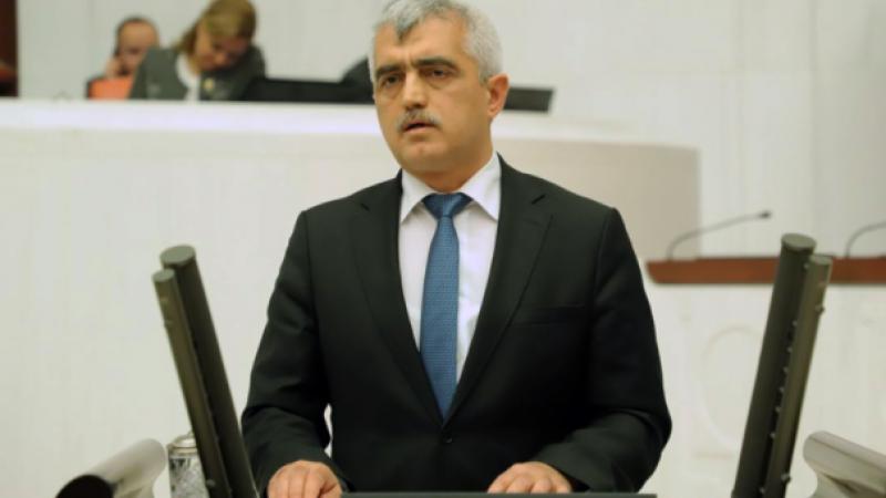 HDP'li Ömer Faruk Gergerlioğlu yeniden TBMM'ye döndü   Son Dakika