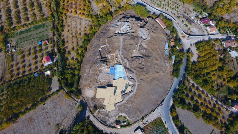 Arslantepe Höyüğü, Unesco Dünya Mirası Kalıcı Listesi'ne alındı |Son Dakika