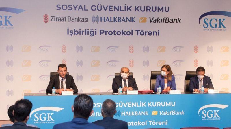 SGK ile bankalar arasında yapılan anlaşmayla emekli olmak isteyenlere kredi imkanı getiriliyor  Son...