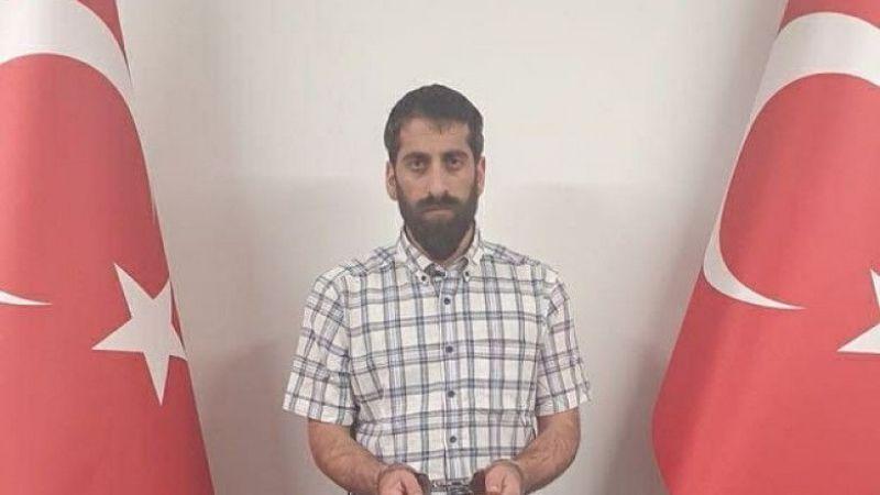 Kırmızı bültenle aranan PKK'lı terörist MİT'in operasyonu ile Türkiye'ye getirildi