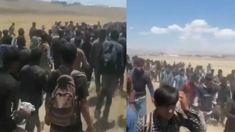 Afganlılar akın akın Türkiye'ye geliyor
