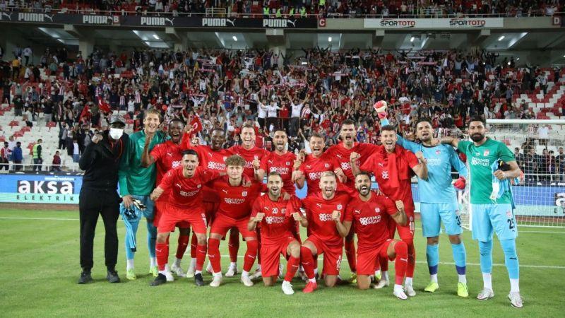 Avrupa'da en fazla galibiyeti Sivasspor aldı   Son Dakika