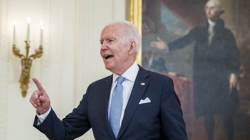 ABD Başkanı Biden'dan aşı olanlara 100 dolar ödül verin çağrısı |Son Dakika