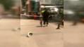 İstanbul'da raydan çıkan tramvay elektrik direğine çarptı |Son Dakika